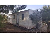 BUY A MOBILE HOME IN SPAIN 50% SHARED OWNERSHIP OR RENT CHEAP