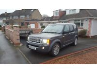 Land Rover Discovery 3 TDV6 with New Engine