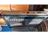 Zanussi Extractor cooker hood