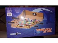 Table top Football game( New, Unopened)