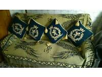 Bed settee good used condition