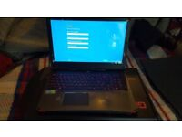 Custom gaming laptop - GTX 960M - 4.0GB DDR5/ i7 Quad Core - Excellent Condition - under warranty