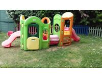 Little Tikes Climbing Frame figure of 8 £200