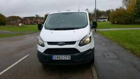 Ford transit custom 2014 van for sale