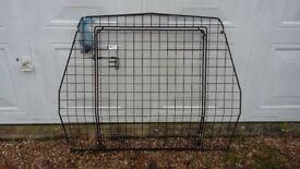 Dog guard /cage