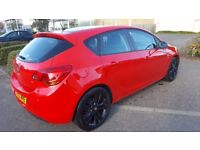 Power Red Vauxhall Astra Active Limited Edition for sale