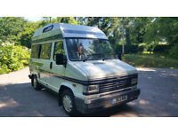 92 PEUGEOT AUTOSLEEPER CAMPERVAN 4 BERTH WITH WARRANTY HABITATION CHECKED LOW MILES DRIVE AWAY TODAY