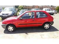 121/FIESTA 1.3 LONG MOT