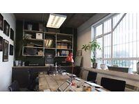 Bright Creative Studio / Creative Workspace / Creative Office in Hackney, East London