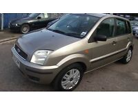 Breaking Ford Fusion 1.4tdci 53 plate