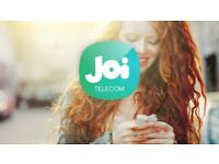 JOi TELECOM MOBILE PHONE / TABLET SIM ON 3 NETWORK, 7 packages to choose from