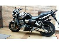 Honda CB1300 A5 model with ABS