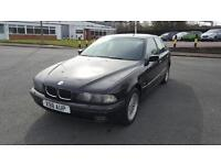 Bmw 520 SE Automatic drives well black