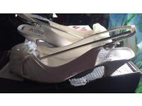 The shoe tailor wedding shoes size 9E