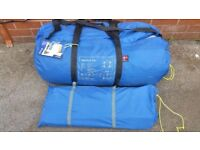Outwell Hertford xxl tent in very good condition With tags all bits in bags! can deliver or post