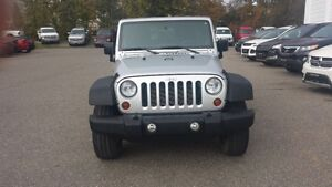 2012 Jeep Wrangler Sport Unlimited