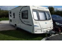 2009 Bailey Pageant Bretagne Series 7 - 6 Berth Touring Caravan with Motor Mover