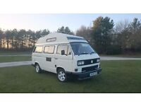 Vw t25 autosleeper trident camper