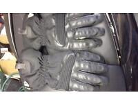 motorcycle gloves size L