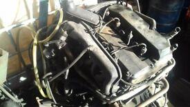 ford transit 2.4 rear wheel drive engine