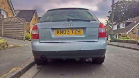 Audi a4 avant estate 2.0fsi