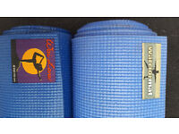 Two Pilates Mats or lovely soft camping mats