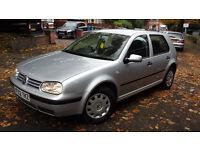 Volkswagen Golf 1.6 Petrol 71,000 miles