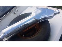 KTM 640 Exhaust