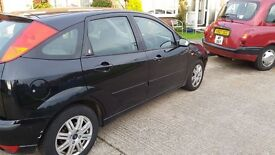 Ford Focus 04 plate mint condtion and low millage