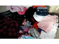 Girls clothing age 8-10