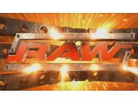 WWE raw dvds 2002