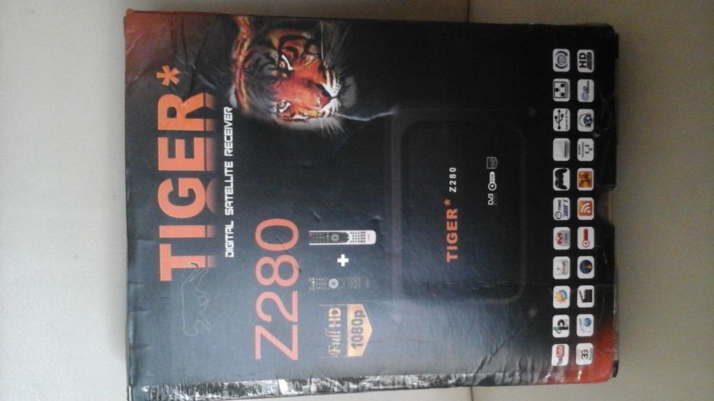 Tiger Digital Satellite Receiver Z280 Tiger Z280 Satellite Receiver
