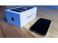 Apple iPhone 5s | 16GB | Space Grey | UNLOCKED | Mint condition