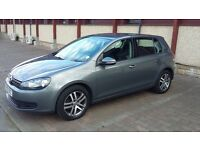 VW golf 1.4 TSI SE air con,cruise control,6 speed,I phone/MP3/usb media port