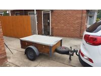car trailer 5ft x 3ft