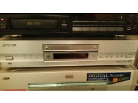 Pioneer DVD Player DV-747A