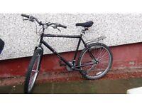 "Shimano road hybrid bike 26"""
