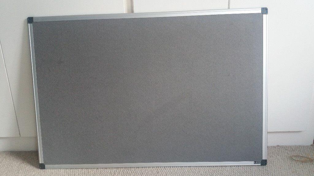 Aluminium framed Notice board