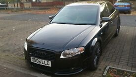 Audi A4 2.0T Special Edition Sline