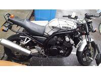 Yamaha fazer low mileage ( hornet , bandit ) 600cc