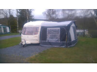 Avondale Osprey 2004 4berth with nearly new full awning