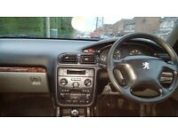 Used Peugeot 406 2.0 HDI saloon quick sale