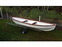 Rowing Boat Package