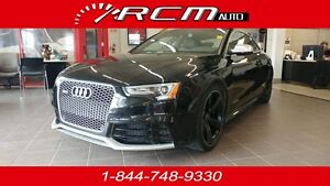 2015 Audi RS 5 Coupe AWD Quattro *AMAZING CONDITION - CALL NOW*