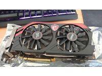 Nividia Geforce Gtx 780 3gb msi twin frozr