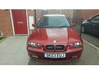 BMW 320td Compact 2003