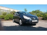 Vauxhall Corsa Diesel 1.3 CDTI Design Model VERY LOW MILES (FULL SERVICE HISTORY)