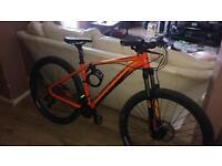 Specialised Rockhopper pro Evo 650 B 2015 not downhill bike 'pushbike'Mountain bike