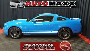 2012 Ford Mustang Shelby GT500