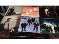 36 vinyl lp,s